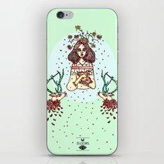 Liana's iPhone & iPod Skin