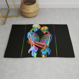 The Lovers Forever Rug