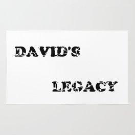 David's Legacy Scattered Leaves Rug