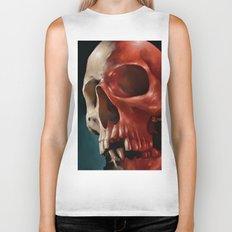 Skull 9 Biker Tank