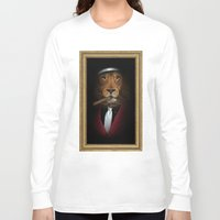 godfather Long Sleeve T-shirts featuring the godfather by Natasha79