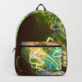 Satyrical Electricity Backpack