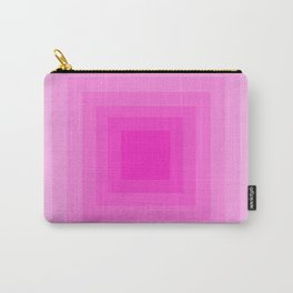 Fuschia Monochrome Carry-All Pouch
