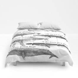 I. The Folio Whale Comforters