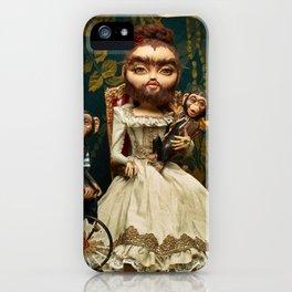 Bearded Helena iPhone Case