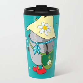 forest druid Travel Mug