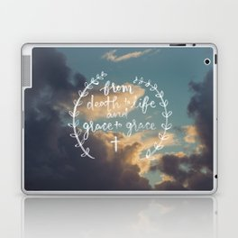 Grace to Grace Laptop & iPad Skin