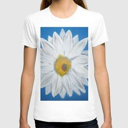 Egyptian Blue Daisy T-shirt