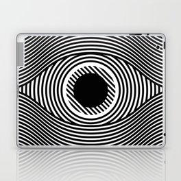 Moire Eye Laptop & iPad Skin