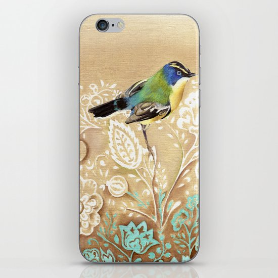 Siete Colores iPhone & iPod Skin