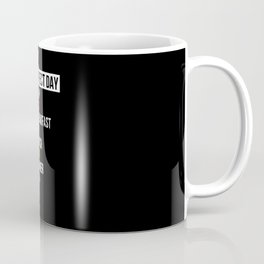 My Perfect Day Larping Geek RPG Nerd Coffee Mug