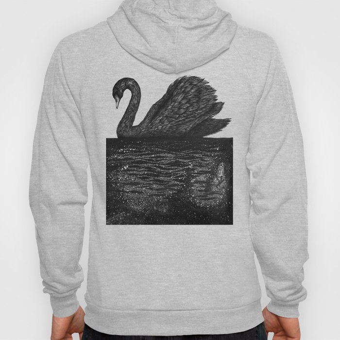 The Other Side: Black Swan Hoody