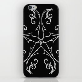 Five Pointed Star Series #6 iPhone Skin