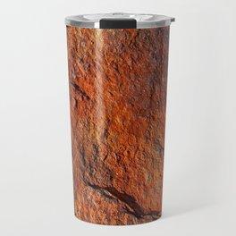 Fire Stone rustic decor Travel Mug