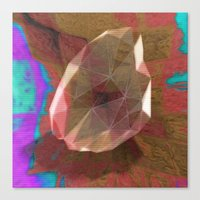 snatch Canvas Prints featuring crystal snatch by Stephen Leafriver