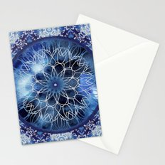 Batik Dreamcatcher Mandala Stationery Cards