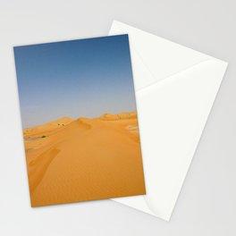 Empty Quarter Sand Dunes Stationery Cards