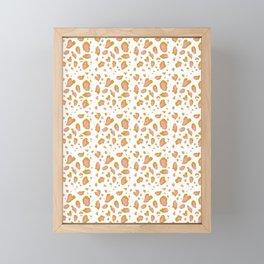 Cheetah Print Framed Mini Art Print