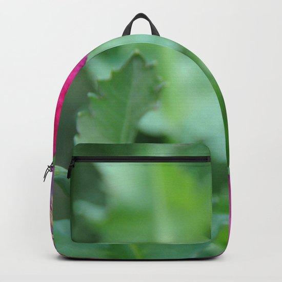 Poppy flower Backpack