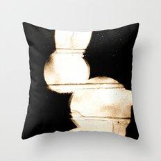 B-Bunny Throw Pillow