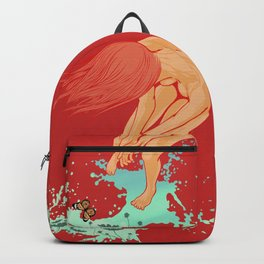 Blow off steam Backpack