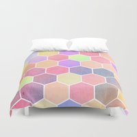 alice wonderland Duvet Covers featuring Wonderland by Alexandre Reis