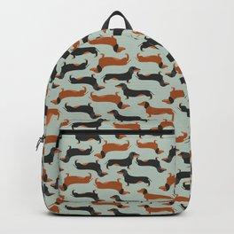 Dachshund, Taksa, Teckel, Weenie dog Backpack