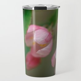 Apple Tree Blossoms Art Series Travel Mug