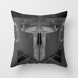 Imprisoned Throw Pillow