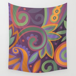 Summer leaves, heavy scented Wall Tapestry