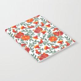 Pomegranate Notebook