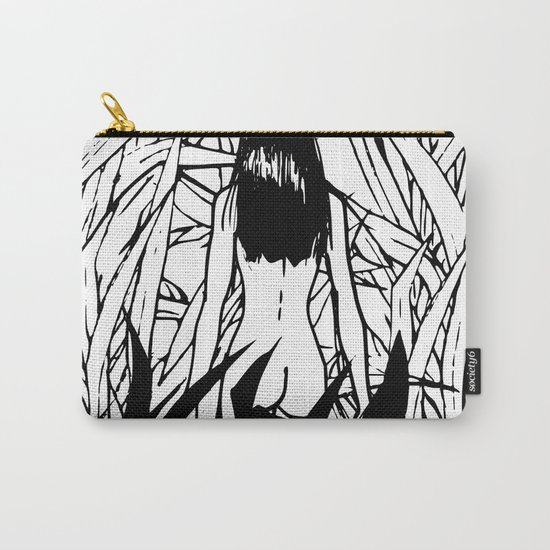 Bush nude Carry-All Pouch