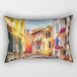 Ahh Venezia Rectangular Pillow
