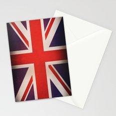 OLD UNITED KINGDOM FLAG Stationery Cards