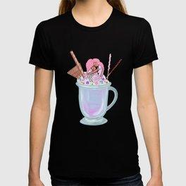 Lush Chocolate Daydream (clear) T-shirt