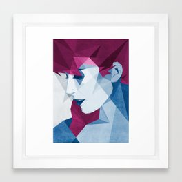 BEFORE I ARRIVED Framed Art Print