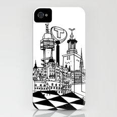 STHLM Silhouettes iPhone (4, 4s) Slim Case