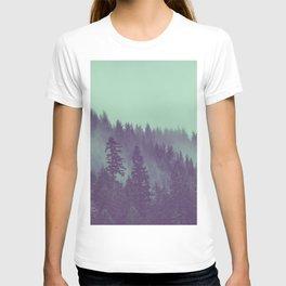 Adventure Awaits Forest T-shirt