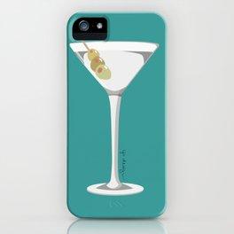 Dry Martini Please Like My Sense of Humour... iPhone Case