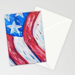 Old Glory Pop Stationery Cards