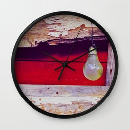 Age of Enlightenment Wall Clock