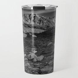 Mountain Goat at Twin Lakes Travel Mug