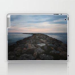 The Jetty at Sunset - Landscape Laptop & iPad Skin