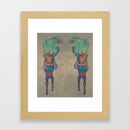 we are spring Framed Art Print
