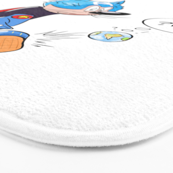 YES, YOU INFLUENCE! Bath Mat