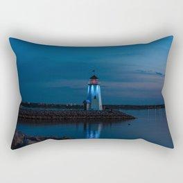 Be a becon of light Rectangular Pillow