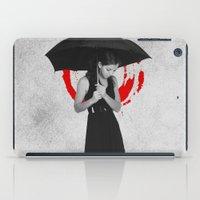 umbrella iPad Cases featuring Umbrella by Bill Pyle