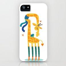 The bird and the giraffe Slim Case iPhone (5, 5s)