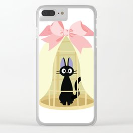Delivery Jiji Clear iPhone Case