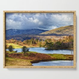Tarn Hows Serving Tray
